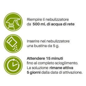 Vi+Sept: Disinfettante di alto livello per superfici e dispositivi medicali